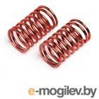 SHOCK SPRING 13.8x27x1.5mm 8.5COILS (METALLIC RED).