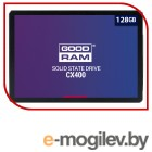 Накопитель SSD Goodram 2,5 SATA-III CX400 128GB <SSDPR-CX400-128> 3D NAND TLC