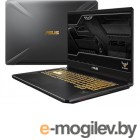ASUS FX705GM-EW187 Gunmetal 90NR0121-M04100 (Intel Core i7-8750H 2.2 GHz/16384Mb/1000Gb/nVidia GeForce GTX 1060 6144Mb/Wi-Fi/Bluetooth/Cam/17.3/1920x1080/DOS)