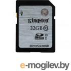 Kingston SDHC 32GB SD10V/32GB Class 10