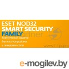 ПО Eset NOD32 Smart Security Family Platinum Edition 3 devices 2 years Box (NOD32-ESM-NS(BOX)-2-3)