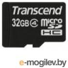 Transcend SDHC-micro Card 32Gb TS32GUSDHC4