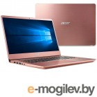 Acer Swift SF314-56-355N Pink NX.H4GER.004 (Intel Core i3-8145U 2.1 GHz/8192Mb/128Gb SSD/Intel HD Graphics/Wi-Fi/Bluetooth/Cam/14.0/1920x1080/Windows 10 Home 64-bit)