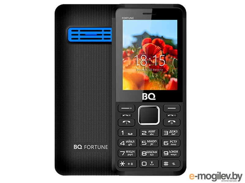 BQ BQ-2436 Fortune Power Blue