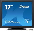 Монитор Iiyama 17 T1731SR-B5 черный TN LED 5ms 5:4 HDMI матовая 250cd 170гр/160гр 1280x1024 D-Sub DisplayPort HD READY Touch 5.8кг