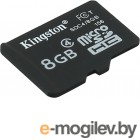 Kingston MicroSDHC 8GB Class4 no Adapter SDC4/8GBSP
