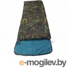 Спальный мешок с подголовником Комфорт осень L (камуфляж)