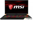 Ноутбук MSI GS75 Stealth 8SE-039RU i7-8750H (2.2)/16G/256G SSD/17.3FHD 144Hz IPS/NV RTX2060 6G/noODD/Win10 Black