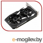 Видеокарта NVIDIA GeForce ASUS GTX1650 (DUAL-GTX1650-4G) 4Gb DDR5 DVI+HDMI+DP RTL
