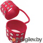 Наручники Pipedream Silicone Cuffs Red / 16118