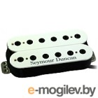 Звукосниматель гитарный Seymour Duncan 11103-64-W TB-10 Full Shred Trembucker White