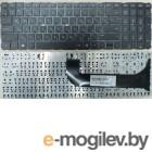 Клавиатура для ноутбука HP Pavilion m6 черная без рамки