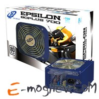 FSP Epsilon 80Plus 700W