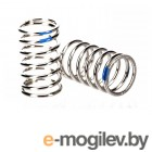 Пружины. Traxxas GTR Shock Spring (2.925 Rate - Blue) (2).