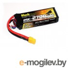 Аккумулятор силовой 11.1V 2700mAh 25C 3S for DJI Phantom with XT60 Plug.