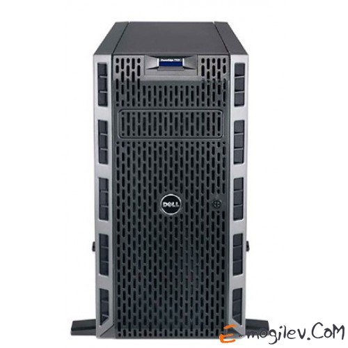 Dell PowerEdge T320 Intel Xeon E5-2440 2.4GHz 15MB 2x8Gb 2RLV RD 1.3 SATA 1x500Gb 7.2K 2.5 max16 DVD-RW H710 iD7En 2x495W NBD3Y Tower 5U 210-40278-57