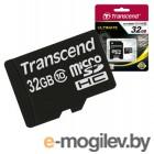 Transcend SDHC-micro Card 32Gb TS32GUSDHC10