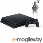 Sony PlayStation 4 Pro 1Tb Black CUH-7208B + игра Fortnite VCH