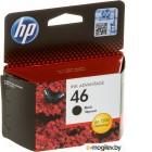 HP 46 (CZ637AE) черный для Deskjet Ink Advantage 2020hc Printer / 2520hc AiO