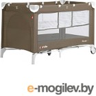 Кровать-манеж Carrello Piccolo Plus CRL-9201/2 (chocolate brown)