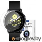 Пленка защитная Samsung araree Pure Diamond Film для Samsung Galaxy Watch Active2 (GP-TFR820KDATR)