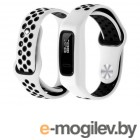 Ремешок DF для Honor Band 4/5 hwSportband-01 White-Black
