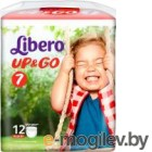 Libero Up&Go XL Plus 7 (12шт)