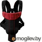 BabyBjorn Active Cotton Mix Black-Red