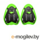 Лопатки Mad Wave Ergo Размер S Black-Green M0747 02 1 00W
