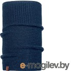 Шарф-снуд Buff Knitted Neckwarmer Comfort Biorn Dark Denim (117928.766.10.00)