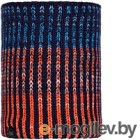 Шарф-снуд Buff Knitted&Polar Neckwarmer Iver Medieval Blue (117901.783.10.00)