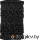 Шарф-снуд Buff Knitted&Polar Neckwarmer Savva Black (113349.999.10.00)