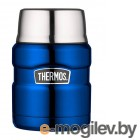 Thermos Food Jar SK-3000BL 470ml Blue 409362
