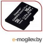 Карта памяти MicroSDXC 16GB  Kingston Class 10 UHS-I U1 Canvas Select Plus [SDCS2/16GBSP]