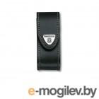 Чехол Victorinox 4.0520.31B кожаный с застежкой Velkro для ножей 91мм 2-4 уровня в пакете черный