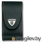 Чехол Victorinox 4.0521.31 кожа с застежкой Velkro для ножей 91мм 5-8 уровней черный