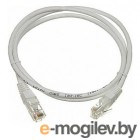 Patch cord Lanmaster TWT-45-45-1.5/6-GY 1.5м UTP Cat 6 Grey