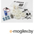 Two Speed Conversion Kit E-Maxx (includes wide and close ratio first gear sets, sub-micro servo, a.