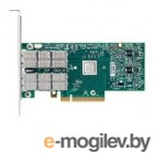 Сетевая карта DELL NIC QLogic 41112 DP 10Gb SFP+ FCoE Converged Network Adapter, w/o Tranceivers, Full Height