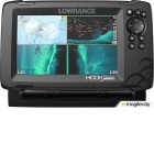 Эхолот Lowrance Hook Reveal 7 TripleShot / 000-15520-001