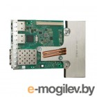 DELL NIC QLogic 41112 DP 10Gb SFP+ FCoE Converged Network Adapter, w/o Tranceivers, Low Profile