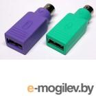 PS/2 порт - USB устройство USB А socket/MD6m