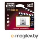 8GB GOODRAM SDHC Class 10 - RETAIL 10