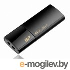 Silicon Power 64Gb Blaze B05 SP064GBUF3B05V1K USB3.0 Black