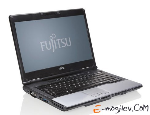 Ноутбук Fujitsu LIFEBOOK S752 Core i5-3210M/4Gb/500Gb/DVDRW/HD4000/14/HD+/W8Pro64/black/BT4.0/CR/6c/WiFi/Cam