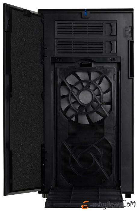Fractal Design Define R4 Black Winwow w/o PSU ATX SECC 2*140mm fan 2*USB2.0 2*USB3.0 audio front door screwless bott PSU