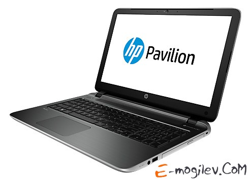 HP Pavilion 15-p058sr Core i7-4510U/6Gb/750Gb/DVD/GT840M 2Gb/15.6/HD/Glare/1024x576/Win 8.1/natural silver/BT2.1/6c/WiFi/Cam