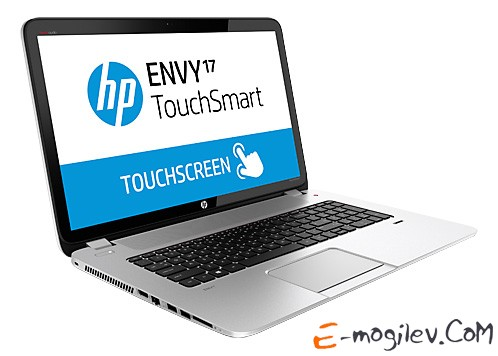 HP Envy 17-j123sr Core i7-4710MQ/16Gb/2Tb/8Gb SSD/DVD/GT840M 2Gb/17.3/FHD/Touch/1920x1080/Win 8.1/natural silver/BT2.1/6c/WiFi/Cam