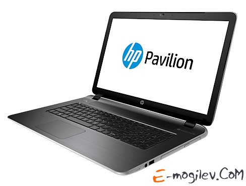 HP Pavilion 17-f008sr A8 5745M/8Gb/1Tb/DVD/ R7 M260 2Gb/17.3/HD/1366x768/Win 8.1/natural silver/BT2.1/6c/WiFi/Cam