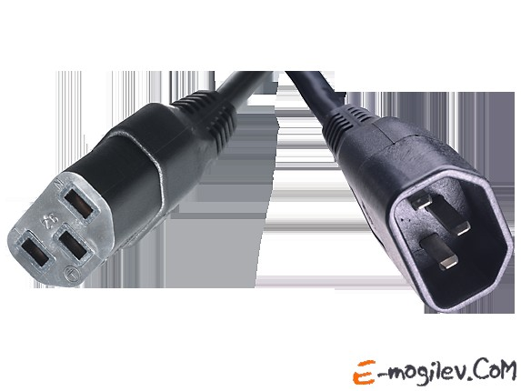 HP PDU Cable - 10A, IEC320 -C14 to IEC 320 -C13 (8ft/2.5m) 142257-002